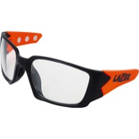 Lazer Magneto M2 Glasses - Black/Flash Orange