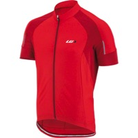 Louis Garneau Lemmon Vent Jersey - Ginger Red