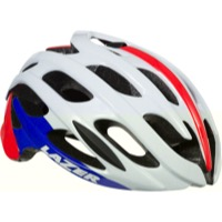 Lazer Blade Helmet - Red/White/Blue