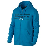 Oakley Stacker Fleece Hoodie - Pacific Blue