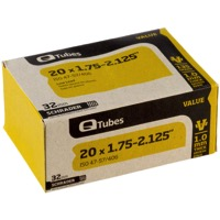 Q Tubes Value Series Schrader Tubes - 20""