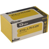"Q Tubes Value Series Schrader Tubes - 27.5"" (650b)"