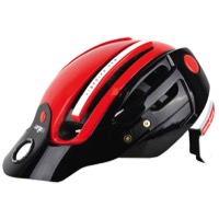Urge Endur-O-Matic 2 Helmet - Black/Red