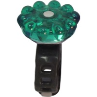Incredibell Bling Adjustabell Bell - Emerald