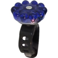 Incredibell Bling Adjustabell Bell - Amethyst