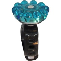 Incredibell Bling Adjustabell Bell - Aquamarine