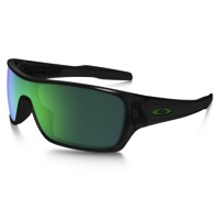 Oakley Turbine Rotor Sunglasses - Black Ink/Jade Iridium Lens