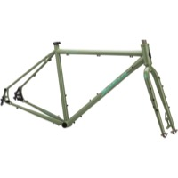 Salsa Marrakesh Flat Bar Touring Frameset 2016 - Gray