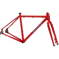 Salsa Marrakesh Drop Bar Frameset 2016 - Orange