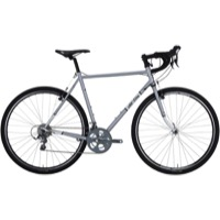 All-City Spacehorse Complete Bike - Silver/White