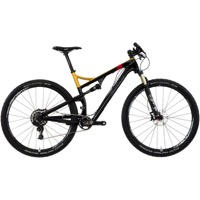Salsa Spearfish Carbon XO1 Complete bike 2016 - Transparent Black