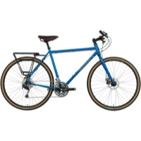 Salsa Marrakesh Flat Bar Complete Bike 2017 - Blue