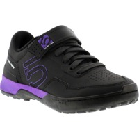 Five Ten Kestrel Lace Women's Clipless Shoes - Black/Purple