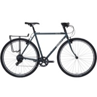 Surly Flat Bar Cross Check Complete Bike - Urban DeGray