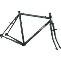 Surly Cross Check Frameset - Urban DeGray