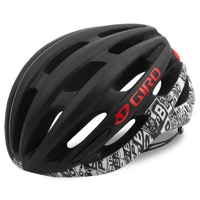 Giro Foray Helmet 2017 - Black/White/Sub Pop