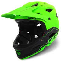 Giro Switchblade MIPS Helmet 2018 - Matte Lime/Black