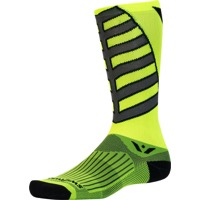 Swiftwick Vision Eight Socks - Yellow/Black