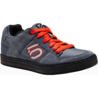 Five Ten Freerider Flat Pedal Men's Shoe - Gray/Orange
