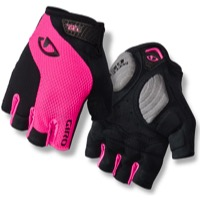 Giro Strada Massa Supergel Women's Gloves 2018 - Bright Pink