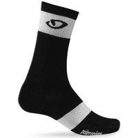 Giro Comp Racer High Rise Socks 2018 - Black/White