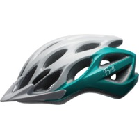 Bell Coast Women's Helmet 2017 - White/Emerald