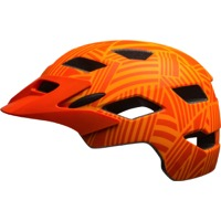 Bell Sidetrack Child Helmet 2017 - Matte Tang/Orange Seeker