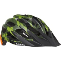 Lazer Magma Helmet - Camo Flash Orange