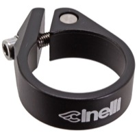 Cinelli Logo Bolt-on Seatpost Clamp