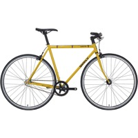 Surly Steamroller Complete Bike - Drink More Water Yellow
