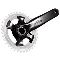 "Shimano FC-M9020-B1 XTR ""Boost"" Trail Crank Arms - 11 Speed"