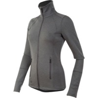 Pearl Izumi Escape Thermal Full Zip Top - Smoked Pearl