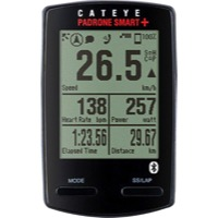 Cateye CC-SC100B Padrone Smart+ Cycling Computer