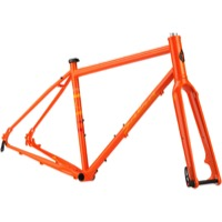 Salsa Vaya Frameset - Orange