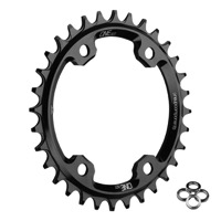 OneUp Shimano XT M8000 Chainrings - 96mm Asym BCD