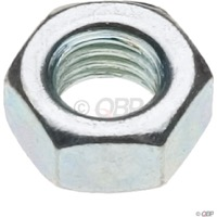 Steel Metric Hex Nuts