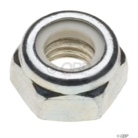 Steel Zinc Nylock Metric Hex Nuts