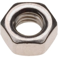 Stainless Metric Hex Nuts
