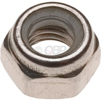 Stainless Nylock Metric Hex Nuts
