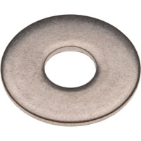 Stainless Metric Flat Fender Washers