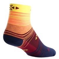 SockGuy Wing Ding Socks - Yellow