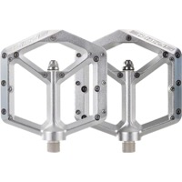 Spank Spike Pedals - Silver