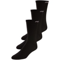 Pearl Izumi Attack Tall Socks 3-Pack 2019 - Black