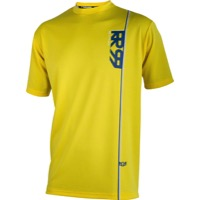 Royal Altitude SS Jersey - Yellow/Navy/White