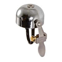 Crane Bell Company E-Ne Bell - Chrome Plated Brass