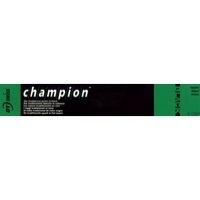 DT Champion Straight Pull Black Spokes