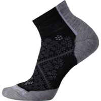 Smartwool PhD Light Elite Women's Low Cut Socks - Black