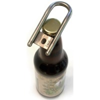 King Cage Titanium Bottle Lever
