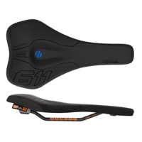 SQlab 611 Ergowave Active S-Tube Saddles