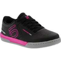 Five Ten Freerider Pro Women's Flat Pedal Shoes - Black/Pink